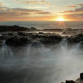 Patrick Jacquet - Ocean waterfalls
