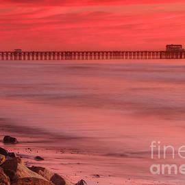 Ben Graham - Oceanside Pier Sunset 4