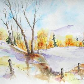 April McCarthy-Braca - October Snow