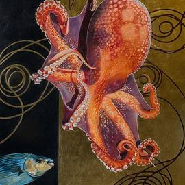 Kelly Dulka - Octopus8-Life