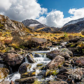Adrian Evans - Ogwen Valley Rapids