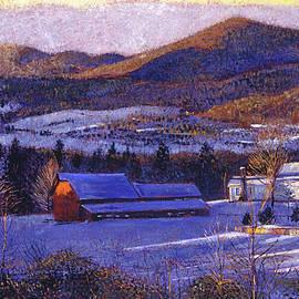 David Lloyd Glover -  Ohio Winter Blue