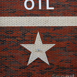 Catherine Sherman - Oil and Texas Star Sign