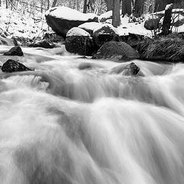 Andreas Levi - Oker, Harz in black and white
