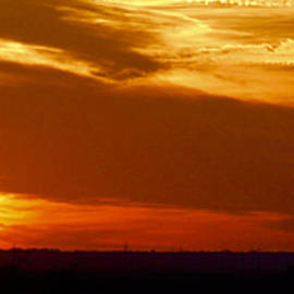 Larry Keahey - Oklahoma Sunset