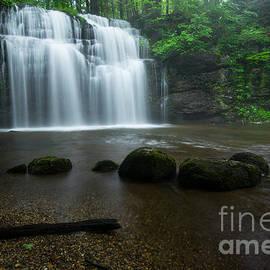 JG Coleman - Okumsett Fringe - Connecticut Waterfall