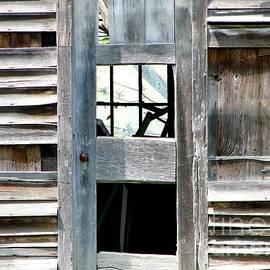 Rose Santuci-Sofranko - Old Barn closeup