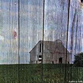 Kathy Krause - Old Barn Corn And Silo