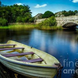 Adrian Evans - Old Boat