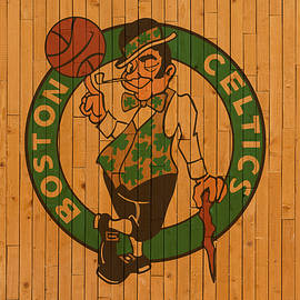 Old Boston Celtics Basketball Gym Floor - Design Turnpike
