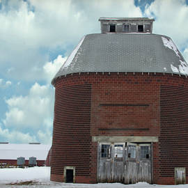 Kathy Krause - Old Brick Corn Crib