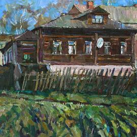Juliya Zhukova - Old brown house