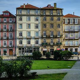 Marco Oliveira - Old Buildings In Infante Dom Henrique Square