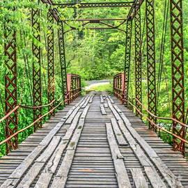 Myrna Bradshaw - Old Burnt Mill Bridge