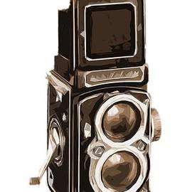 Old Camera Phone Case - Edward Fielding