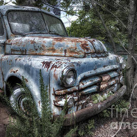 Custom Classic Photography CCP - Old Car City Dodge Truck