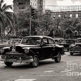 Les Palenik - Old cars in Havana