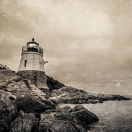 Jerri Moon Cantone - Old Castle Hill Lighthouse