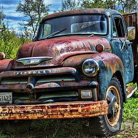 Alana Ranney - Old Chevrolet Truck