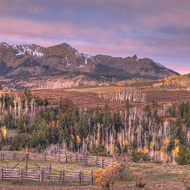Alana Thrower - Old Corral in the San Juans