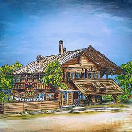 Andrzej Szczerski - Old Cottage