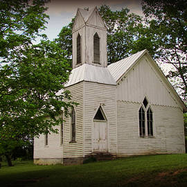 Beverly Canterbury - Old Country Church