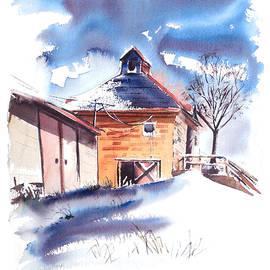 Harley Harp - Old country School Snowdrift