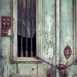 Carlos Caetano - Old Door Detail