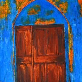 Dimitra Papageorgiou - Old Door