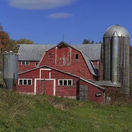 Old Family Farm Vermont - Edward Fielding