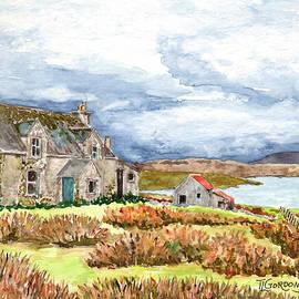 Timithy L Gordon - Old Farm Isle of Lewis Scotland