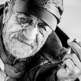 Sotiris Filippou - Old Fisherman