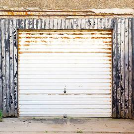 Old garage door - Tom Gowanlock