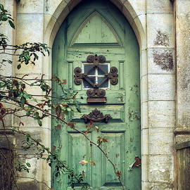 Carlos Caetano - Old Gothic Door