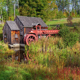 Bill Wakeley - Old Grist Mill square