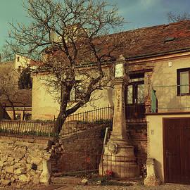 Jenny Rainbow - Old House in Znojmo. South Moravia