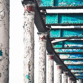 Old metal arcade - Tom Gowanlock