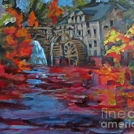 John Malone - Old Mill in Autumn