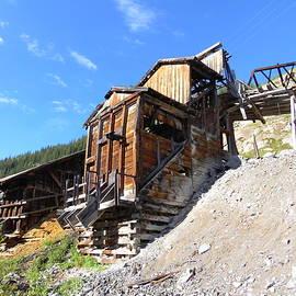 Jeff  Swan - Old Mining Shaft