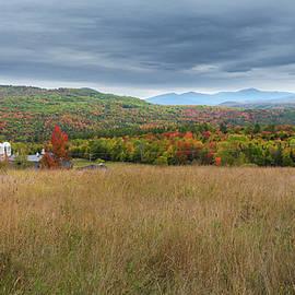 Bill Wakeley - Old New England Farm 2016