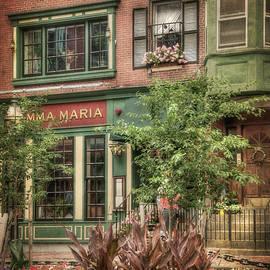 Joann Vitali - Old North End - North Square - Boston