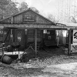 Joseph C Hinson Photography - Old Number 11 Firehouse BW