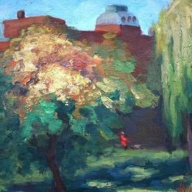 Anna Shurakova - Old Park