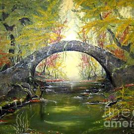 Susan Art - Old Pond