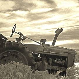 Lenore Senior - Old Ranch Tractor