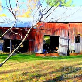 Ed Weidman - Old Red Barn