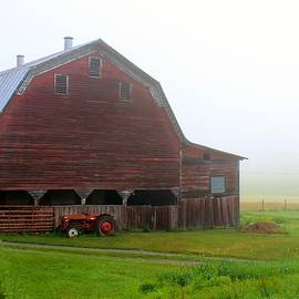 Vickie  Teter  - Old Red Barn