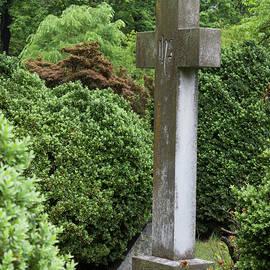 Suzanne Gaff - Old Salem Cemetery Cross - Winston Salem Series