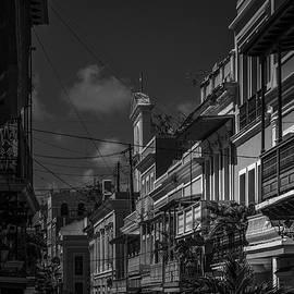 Mario Celzner - Old San Juan