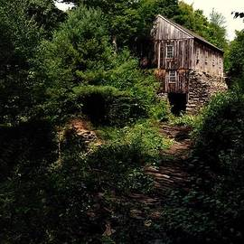 Mark Valentine - Old Saw Mill